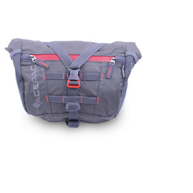 Acepac Bar Handlebar Bag, grey